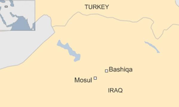 Iraq cảnh báo chiến tranh nếu Thổ Nhĩ Kỳ không rút quân - ảnh 1