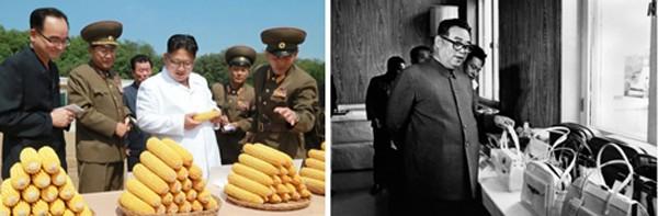 Xây dựng hình ảnh giống ông nội, Kim Jong-un siết chặt quyền lực - ảnh 1