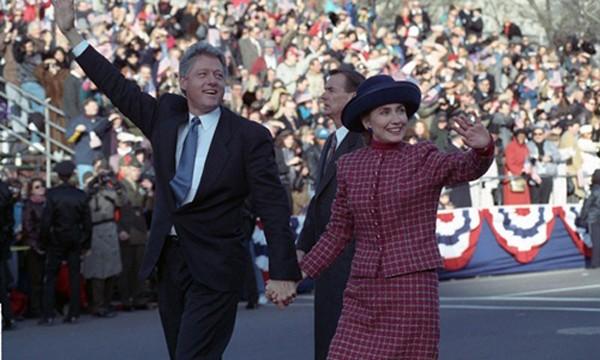 Bảo bối trở lại Nhà Trắng của Hillary Clinton - ảnh 1