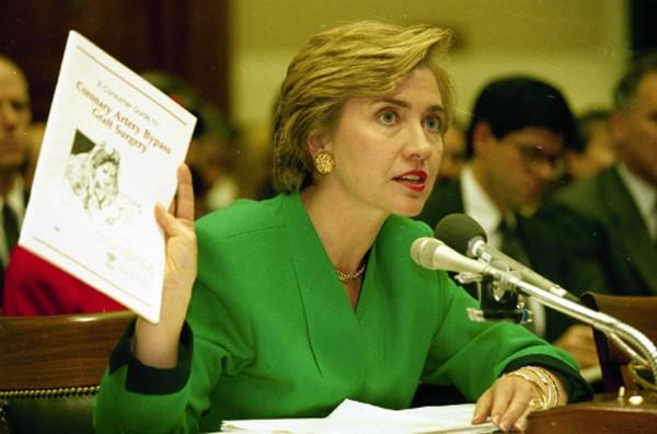 Bảo bối trở lại Nhà Trắng của Hillary Clinton - ảnh 2
