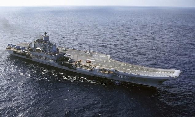 Dàn chiến hạm hùng hậu của Nga diệt IS ở Syria - ảnh 4