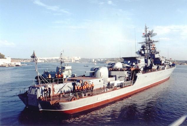 Dàn chiến hạm hùng hậu của Nga diệt IS ở Syria - ảnh 10