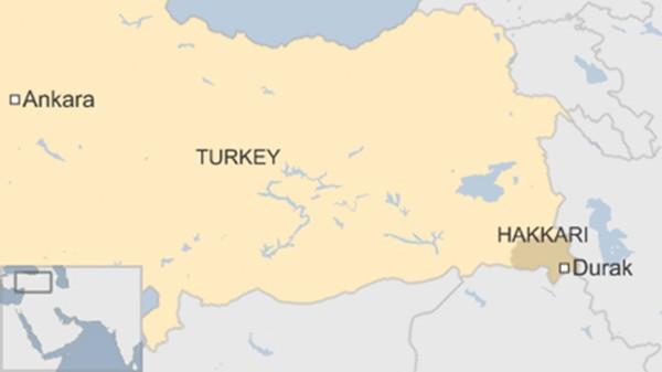 Đánh bom xe chốt quân sự ở Thổ Nhĩ Kỳ, 18 người chết - ảnh 1