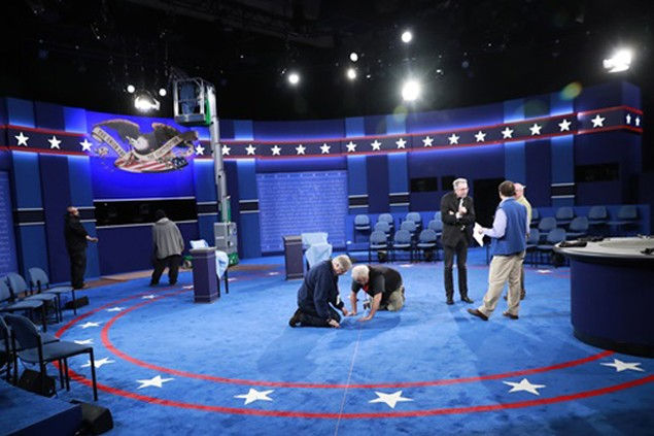 Trump - Clinton chuẩn bị tranh luận trực tiếp lần hai - ảnh 2