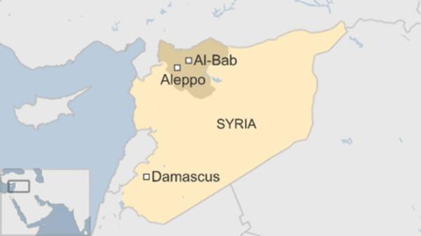 Nga bị tố nối lại không kích phe đối lập ở Aleppo - ảnh 1