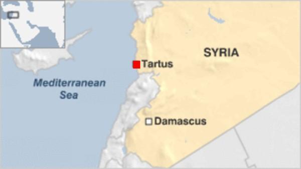 Căn cứ hải quân Syria giúp Nga củng cố thế đứng chân tại Trung Đông - ảnh 1