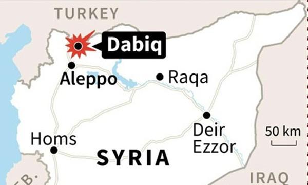 Quân nổi dậy Syria chiếm ngôi làng IS từng thề tử thủ - ảnh 1