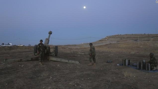 Chảo lửa Mosul sôi sục trong chiến dịch giải phóng - ảnh 1