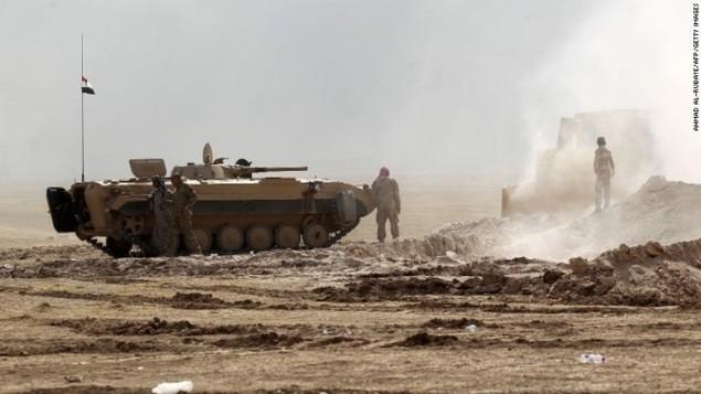 Chảo lửa Mosul sôi sục trong chiến dịch giải phóng - ảnh 2