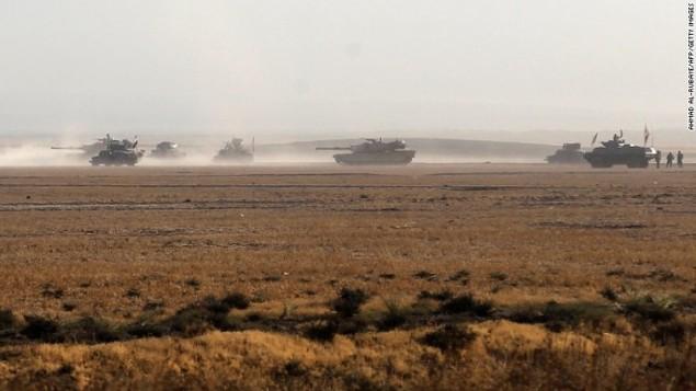 Chảo lửa Mosul sôi sục trong chiến dịch giải phóng - ảnh 4