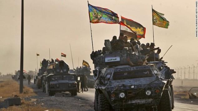 Chảo lửa Mosul sôi sục trong chiến dịch giải phóng - ảnh 5