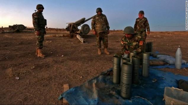 Chảo lửa Mosul sôi sục trong chiến dịch giải phóng - ảnh 7