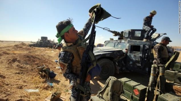 Chảo lửa Mosul sôi sục trong chiến dịch giải phóng - ảnh 8
