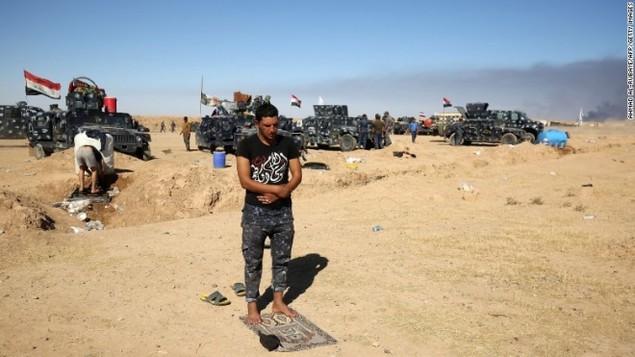 Chảo lửa Mosul sôi sục trong chiến dịch giải phóng - ảnh 9