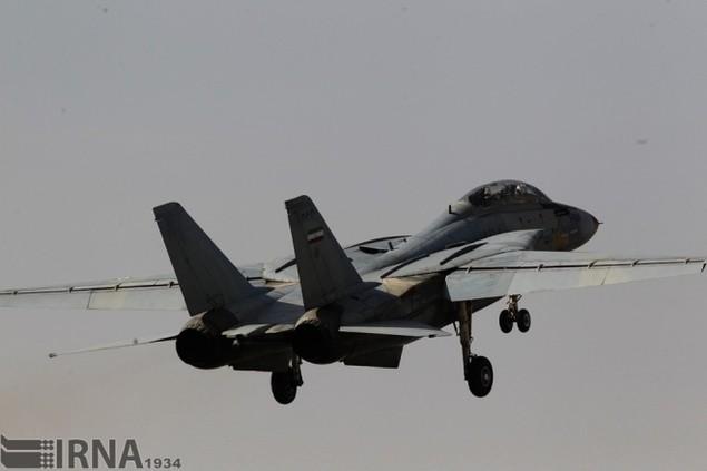 Không quân Iran diễn tập đáp trả đòn tấn công phủ đầu - ảnh 5