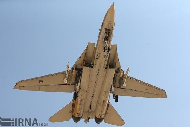 Không quân Iran diễn tập đáp trả đòn tấn công phủ đầu - ảnh 6