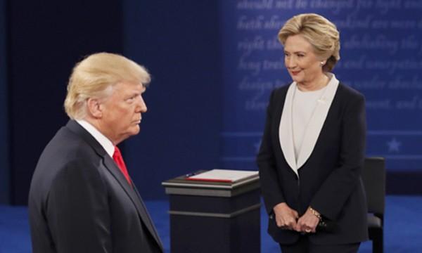 Tranh luận lần ba - cơ hội cuối lật thế cờ của Trump và Clinton - ảnh 2