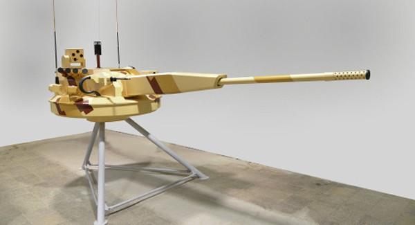 Nga phát triển đạn pháo tự tính toán thời điểm nổ - ảnh 1