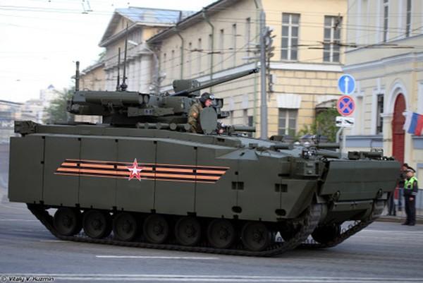 Nga phát triển đạn pháo tự tính toán thời điểm nổ - ảnh 2
