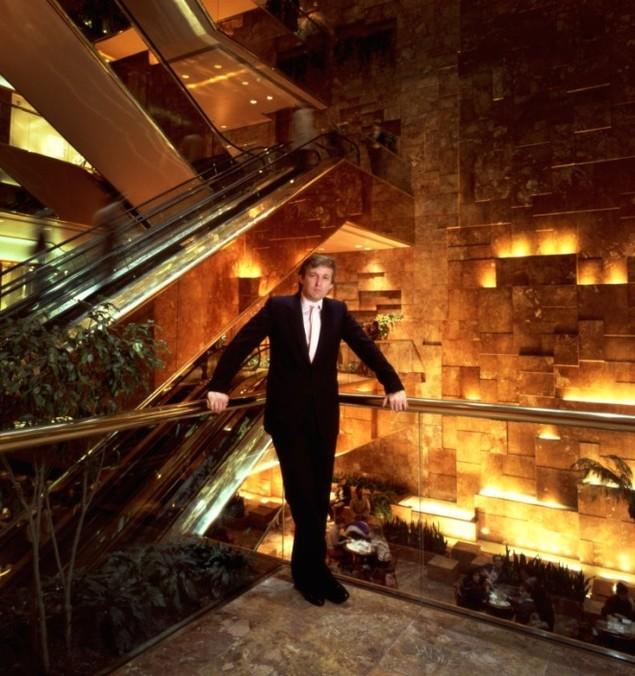 Câu chuyện đằng sau những bức ảnh biểu tượng của Donald Trump - ảnh 2