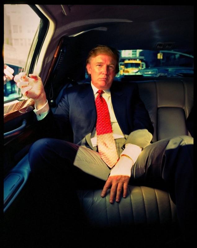 Câu chuyện đằng sau những bức ảnh biểu tượng của Donald Trump - ảnh 5