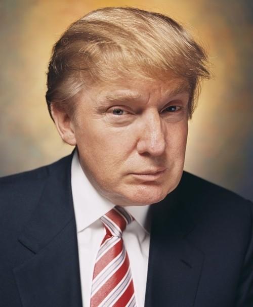 Câu chuyện đằng sau những bức ảnh biểu tượng của Donald Trump - ảnh 6