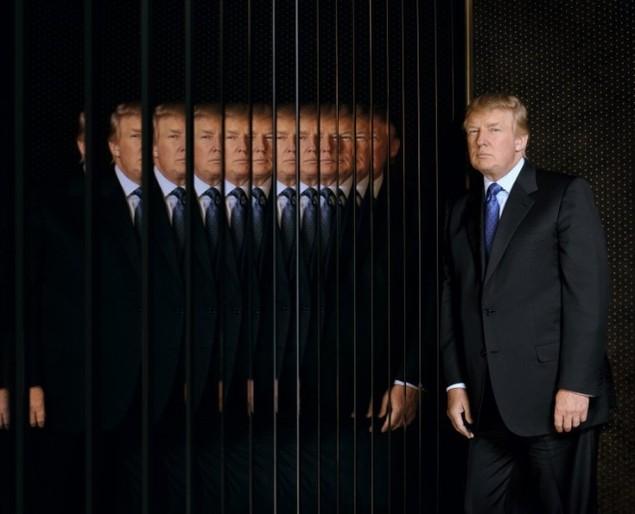 Câu chuyện đằng sau những bức ảnh biểu tượng của Donald Trump - ảnh 7