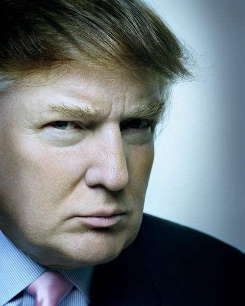 Câu chuyện đằng sau những bức ảnh biểu tượng của Donald Trump - ảnh 8