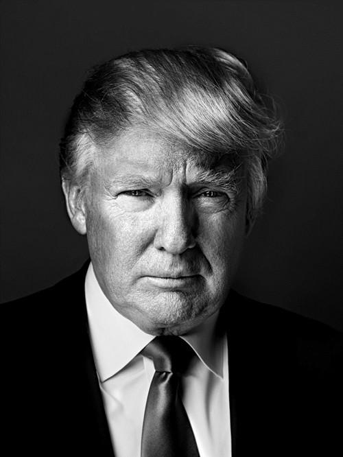 Câu chuyện đằng sau những bức ảnh biểu tượng của Donald Trump - ảnh 9