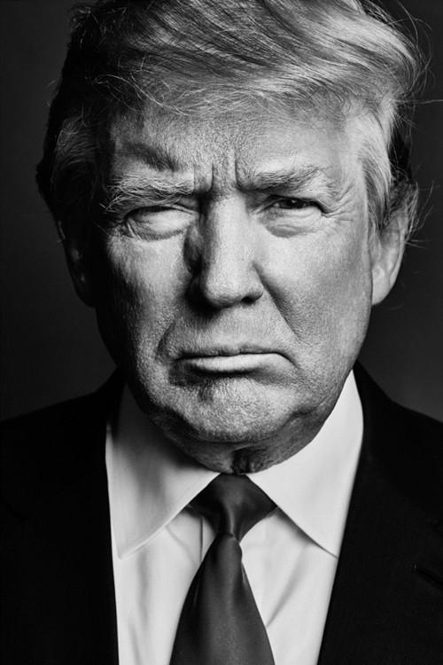 Câu chuyện đằng sau những bức ảnh biểu tượng của Donald Trump - ảnh 12
