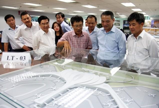 3 thiết kế nhà ga sân bay Long Thành được đánh giá cao - ảnh 1