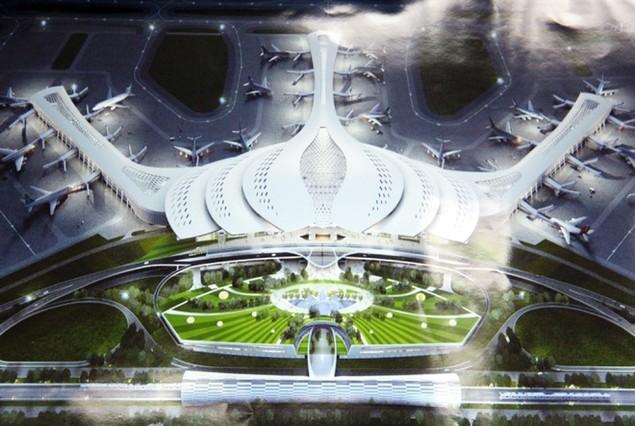 3 thiết kế nhà ga sân bay Long Thành được đánh giá cao - ảnh 3