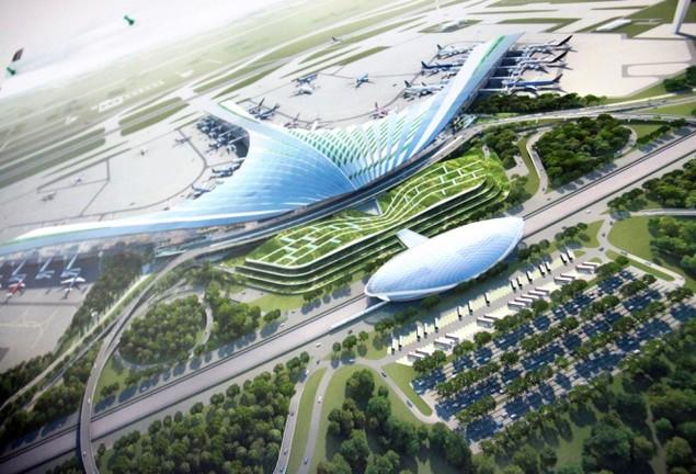 3 thiết kế nhà ga sân bay Long Thành được đánh giá cao - ảnh 4