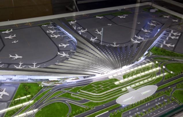 3 thiết kế nhà ga sân bay Long Thành được đánh giá cao - ảnh 6
