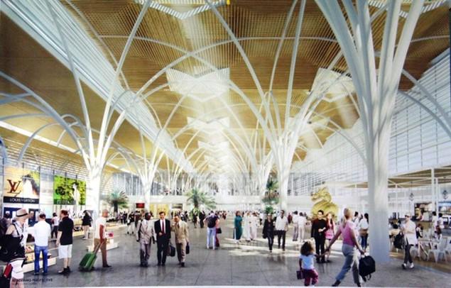 3 thiết kế nhà ga sân bay Long Thành được đánh giá cao - ảnh 7
