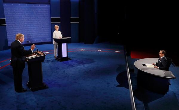 Trump từ chối trả lời về việc công nhận kết quả bầu cử nếu thua - ảnh 4