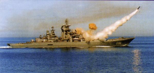 Peter Đại đế - Tuần dương hạm mạnh nhất của hải quân Nga - ảnh 2