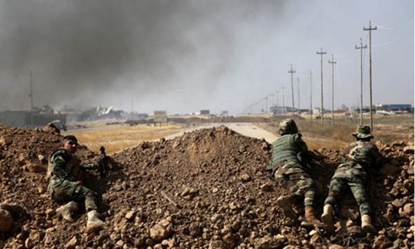 Chiến trường tàn khốc chờ đợi nơi chảo lửa Mosul - ảnh 1