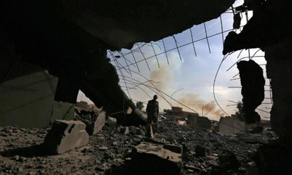 Chiến trường tàn khốc chờ đợi nơi chảo lửa Mosul - ảnh 2