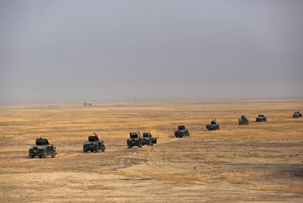 Bóng ma sa mạc - Mưu toan trả thù của IS khi Mosul thất thủ - ảnh 2