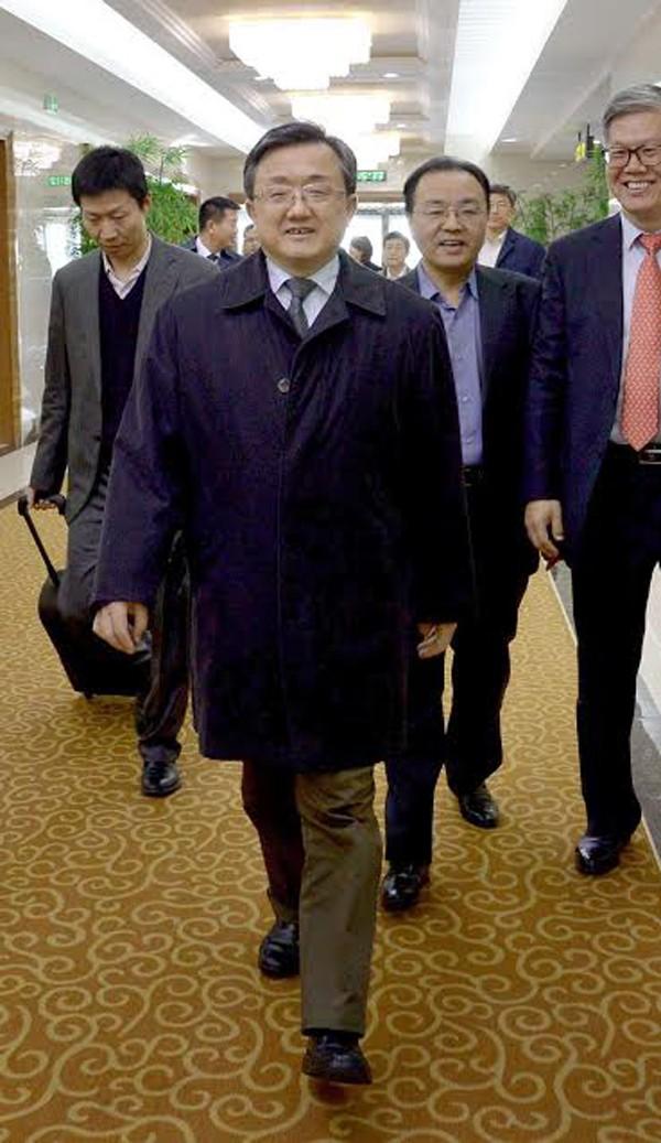 Thứ trưởng Ngoại giao Trung Quốc thăm Triều Tiên giữa lúc tình hình căng thẳng - ảnh 1