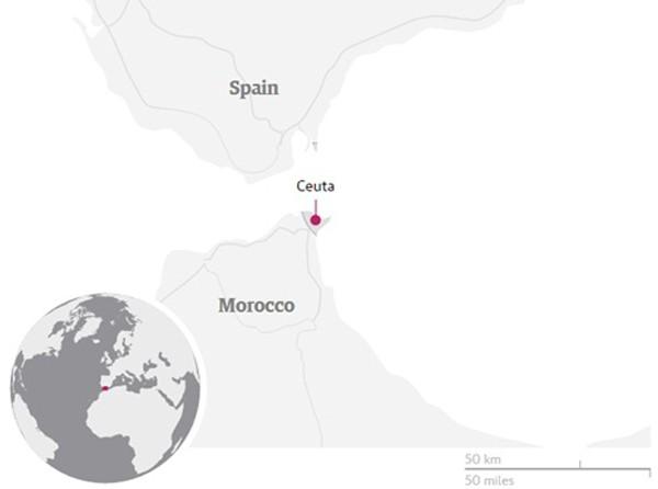 Chuẩn bị cho tàu chiến Nga tiếp nhiên liệu, Tây Ban Nha đối mặt chỉ trích - ảnh 1