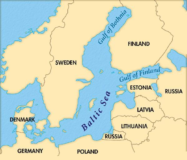 Nga điều tàu tên lửa tới biển Baltic đối phó NATO - ảnh 1