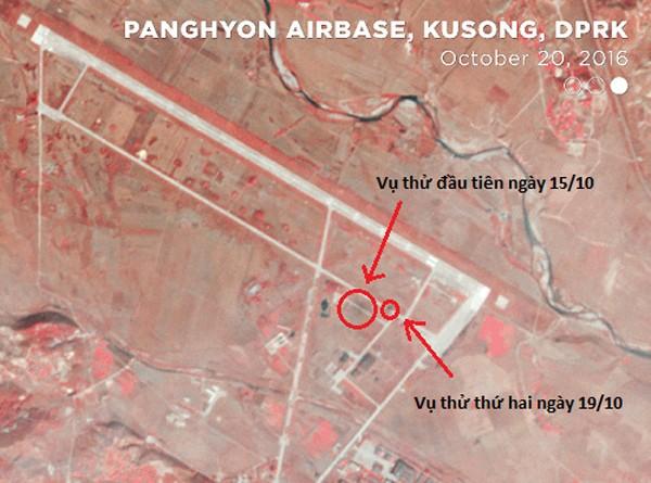 Tên lửa Triều Tiên vừa thử nghiệm có thể bắn tới Bắc Mỹ - ảnh 1