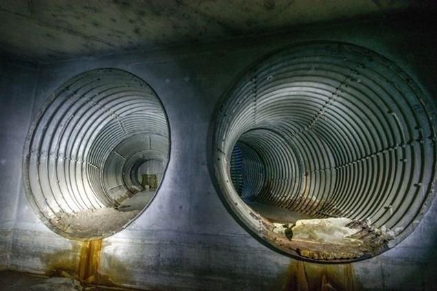 Bên trong căn hầm trú ẩn chiến tranh hạt nhân Mỹ - ảnh 1