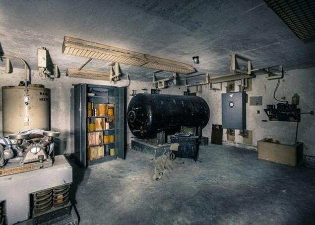 Bên trong căn hầm trú ẩn chiến tranh hạt nhân Mỹ - ảnh 2