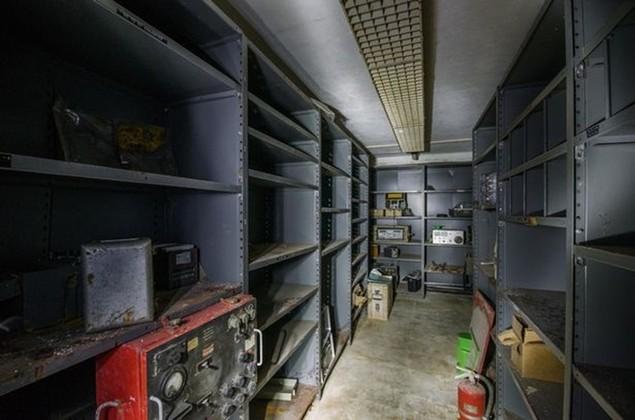 Bên trong căn hầm trú ẩn chiến tranh hạt nhân Mỹ - ảnh 3