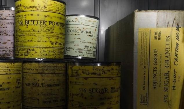Bên trong căn hầm trú ẩn chiến tranh hạt nhân Mỹ - ảnh 4