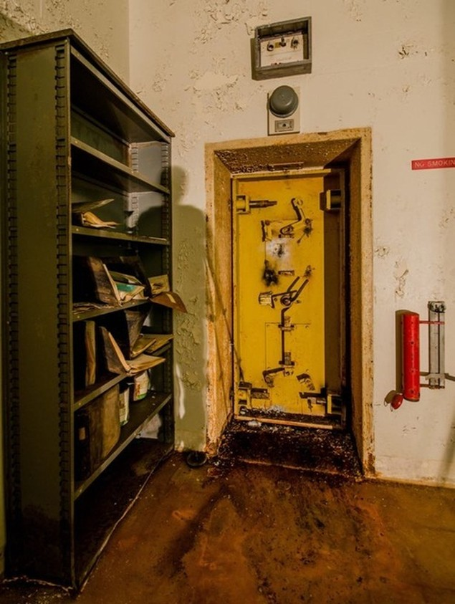 Bên trong căn hầm trú ẩn chiến tranh hạt nhân Mỹ - ảnh 6