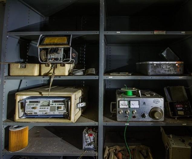 Bên trong căn hầm trú ẩn chiến tranh hạt nhân Mỹ - ảnh 8